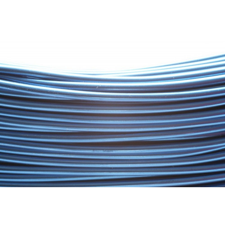 Alu drát modrý (2 mm)
