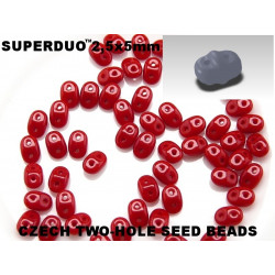 Matubo™ Superduo č.8