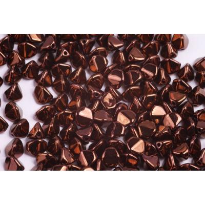 Plastové korálky 2679 (10x10 mm)