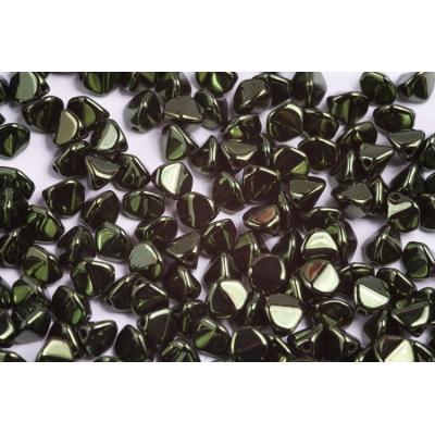 Plastové korálky 2682 (10x10 mm)