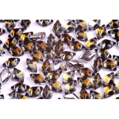 Skleněné korály mix č. 511