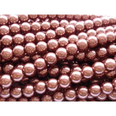 Plastové korálky 3195 (6 mm)