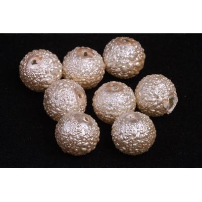 Spojovací kroužky rodium 8 mm
