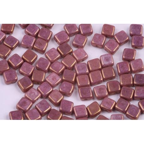 Dvoudírkové čtverečky č.3 (6x6 mm)