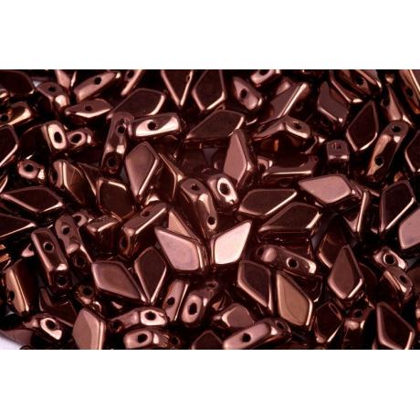 Korálky houbička č.11 - (9x8mm)