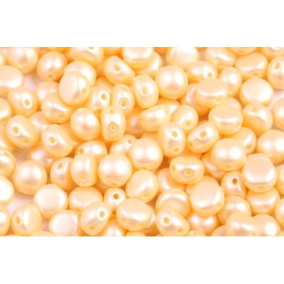 Korálky houbička č.45 - (9x8mm)