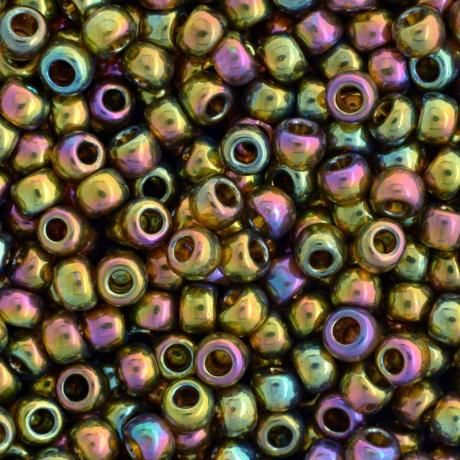 Vánoční ozdoba STROMEČEK RIVOLI 3x6mm stříbrný