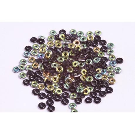 Gumičky pro výrobu náramků neonově růžové (300ks)