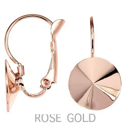 Nš KL rivoli 12 mm Rose Gold