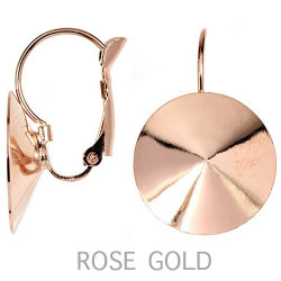 Nš KL rivoli 18 mm Rose Gold