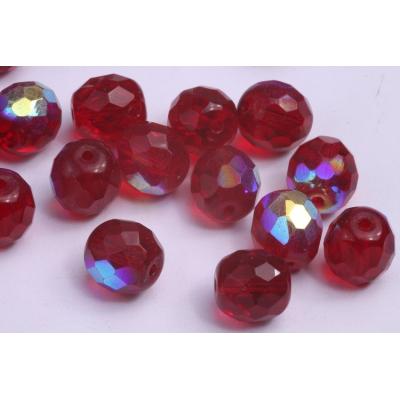 Náramek rivoli 7x12 mm Rose Gold