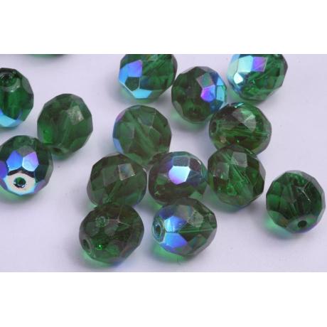 Náramek kytka rivoli 5x8 mm Rose Gold