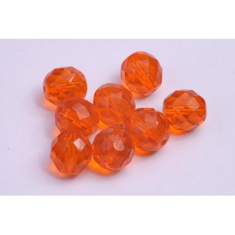 Prstýnek rivoli 6 mm dětský Rose Gold