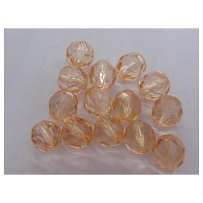 Přívěsek rivoli 12 mm Rose Gold