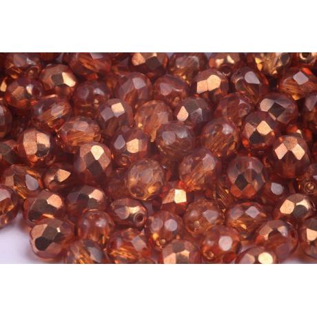 Vánoční ozdoba Vločka RIVOLI 8mm stříbrná