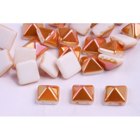 Dvoudírková pyramida č.15 (12x12mm)