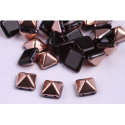 Dvoudírková pyramida č.30 (12x12mm)