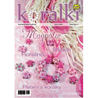 Časopis korálki 2/2015