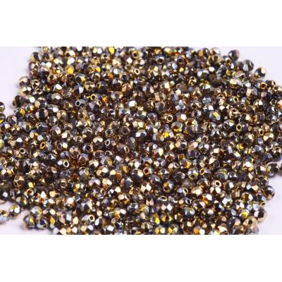 Korálky broušené 21 (4 mm)