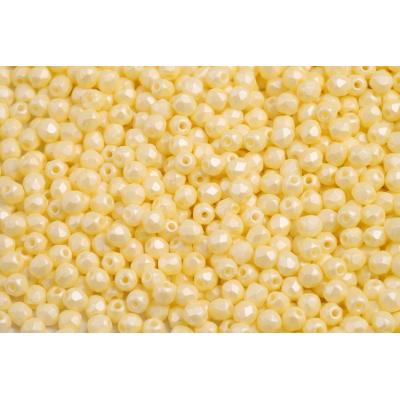 Korálky broušené 34 (3 mm)