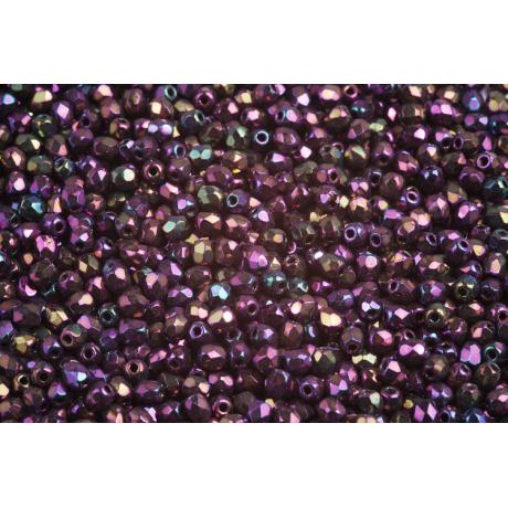 Korálky broušené 39 (3 mm)
