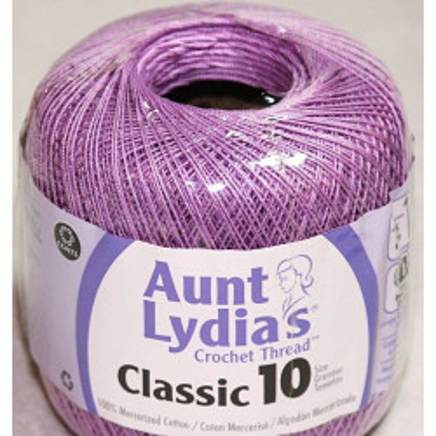 Příze Aunt Lydias - Wood Violet