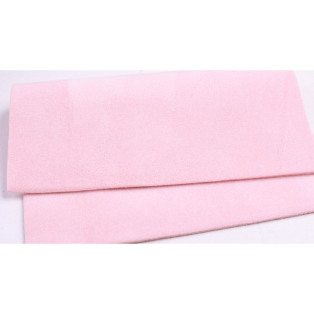 Textilní korálkovací podložka růžová