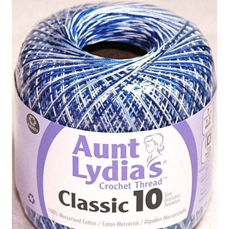 Příze Aunt Lydias -  Shaded Blues