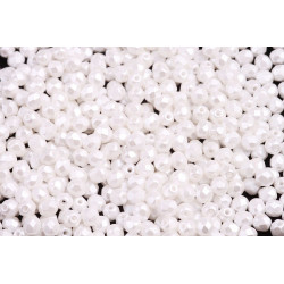 Korálky broušené 186 (4 mm)