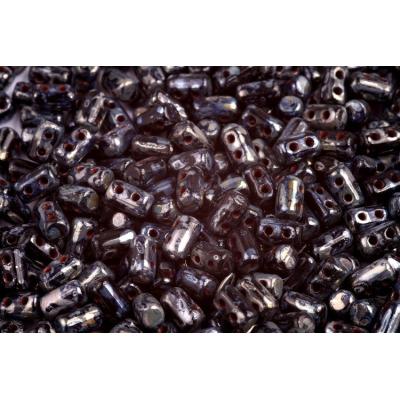 Plastové korálky 20 (6x5 mm)