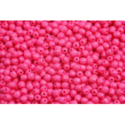 Korálky broušené 233 (3 mm)