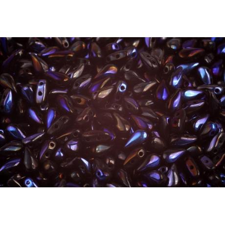 Dvoudírkový hexagon č.18