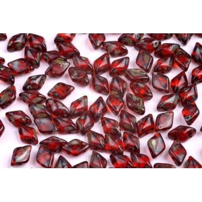 Dvoudírkový hexagon č.45