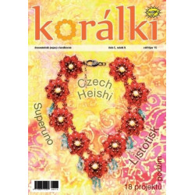 Časopis korálki  5/2015