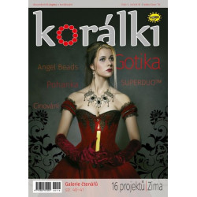 Časopis korálki  1/2016