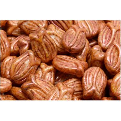 Korálky - jazýčky 704 (16x5 mm)