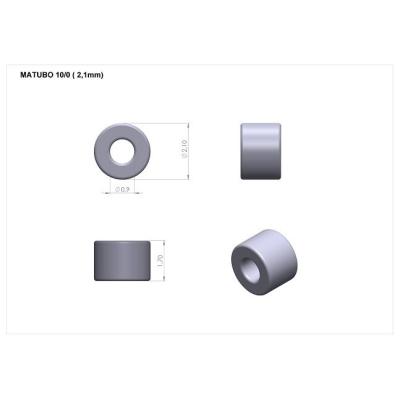 Korálky kuličky 746 (3 mm)