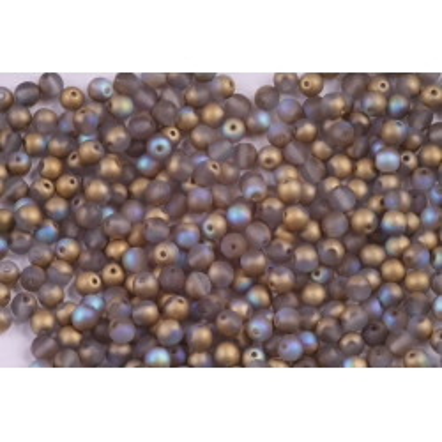 Korálky kuličky 935 (4 mm)