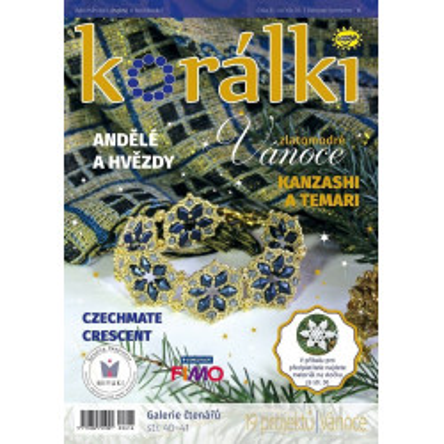 Časopis korálki 6/2016