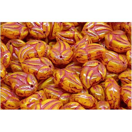 Karabinka stříbrná 12 mm