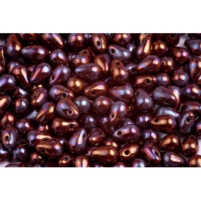 Plastové korálky 83 (17x9,5 mm)