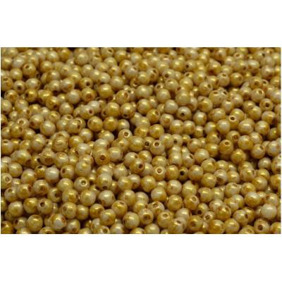 Korálky kuličky 1050 (3 mm)