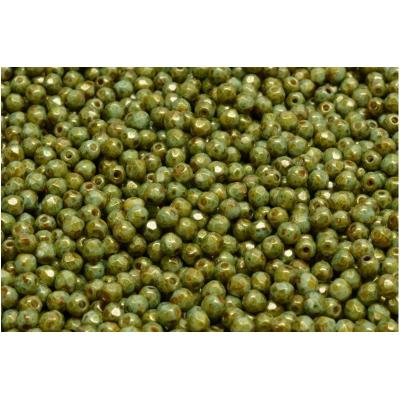 Korálky kuličky 1079 (4 mm)