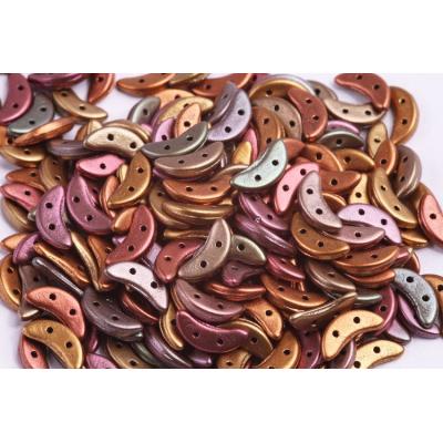 Kraklované kuličky č. 17 - 8 mm