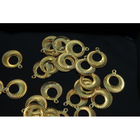 Plastové korálky 126 (8x4mm)