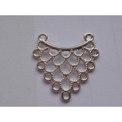 Plastové korálky 209 (17x9,5 mm)