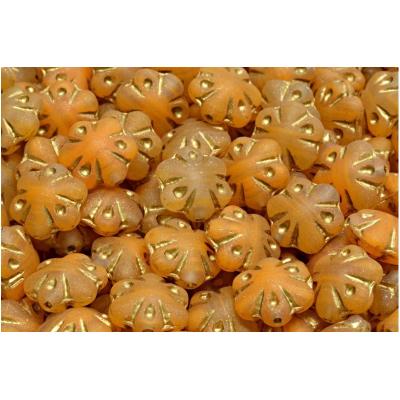 Dvoudírkové čtverečky č.104 (6x6 mm)