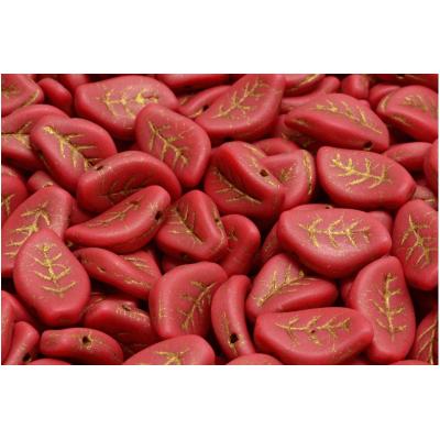 Ohňovky č.311 (5 mm) LAVA RED