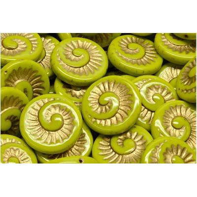 Ohňovky č.319 (6 mm) LAVA RED