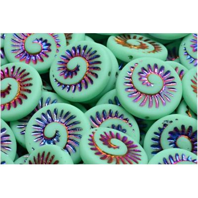 Ohňovky č.327 (8 mm) LAVA RED